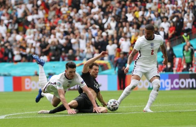 TRỰC TIẾP Anh 0-0 Đức: