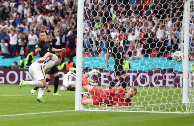 TRỰC TIẾP Anh 2-0 Đức: Harry Kane giải hạn! (H2) - Bóng Đá