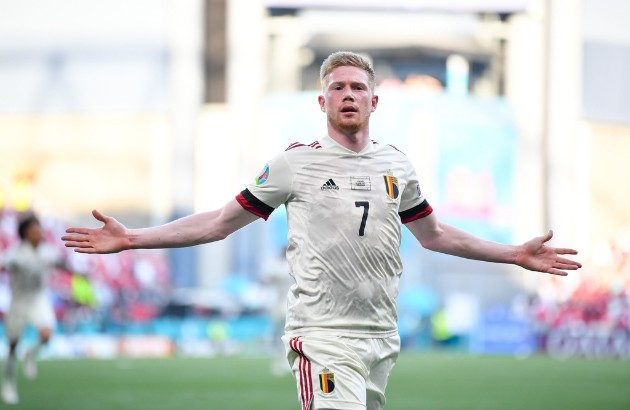 Euro 2020: Belgium 'gave everything' in Italy defeat, insists midfielder Kevin De Bruyne - Bóng Đá