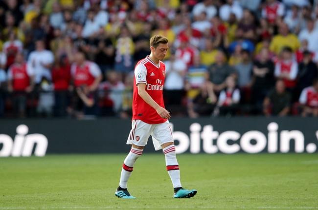 Guendouzi: I speak regularly with Ozil; Arsenal problems hurt deeply - Bóng Đá