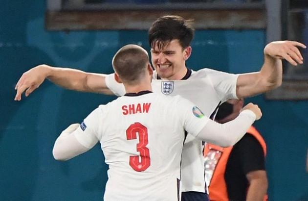 Xếp hạng cầu thủ xuất sắc nhất của Anh tại EURO 2020: Sao M.U số 1