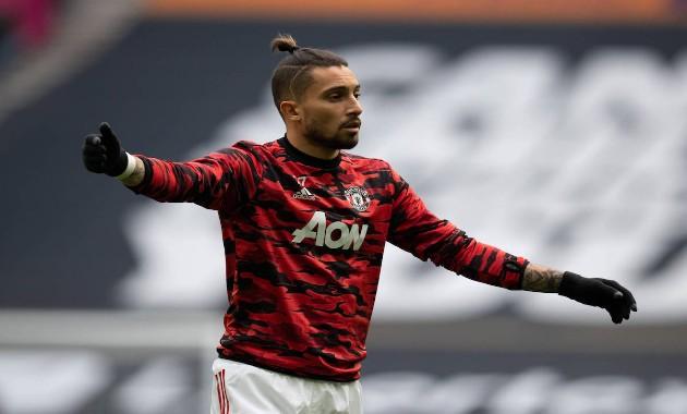 Man Utd have turned down a loan bid from AS Roma for Alex Telles - Bóng Đá