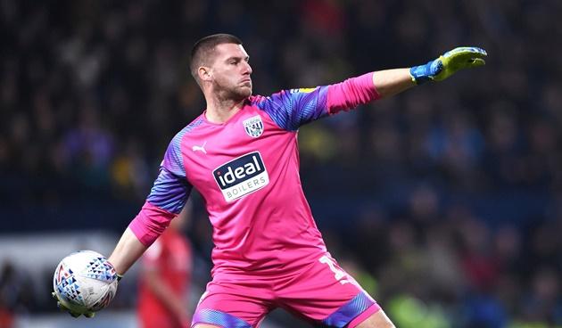 Arsenal handed big Sam Johnstone transfer boost after West Brom decision - Bóng Đá