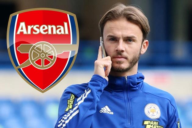 Ornstein provides update on Maddison to Arsenal rumour - Bóng Đá