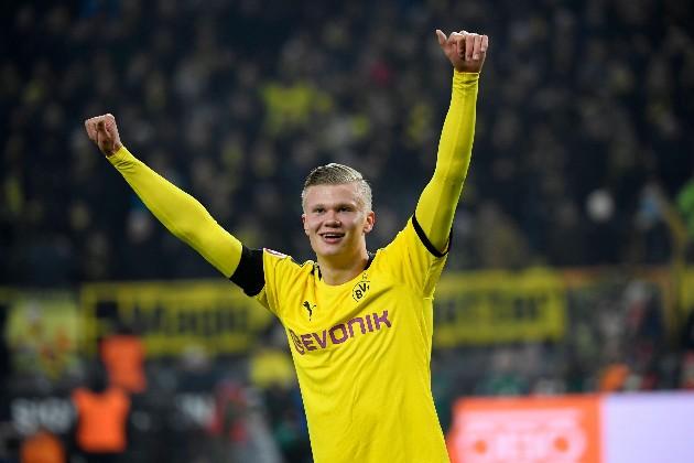 Erling Haaland 'Happy at Dortmund' Despite Chelsea Interest - Bóng Đá