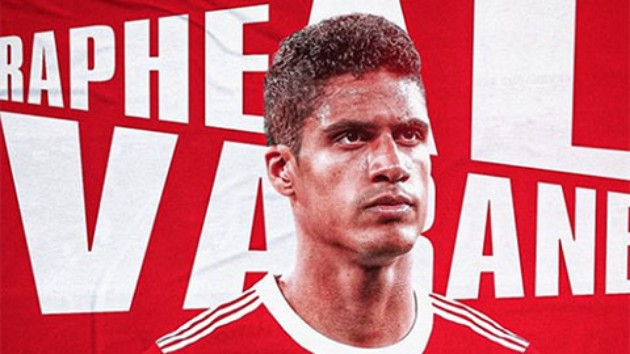 Raphaël Varane wants to join #mufc because of Solskjær, the Premier League and playing at a top European club  - Bóng Đá