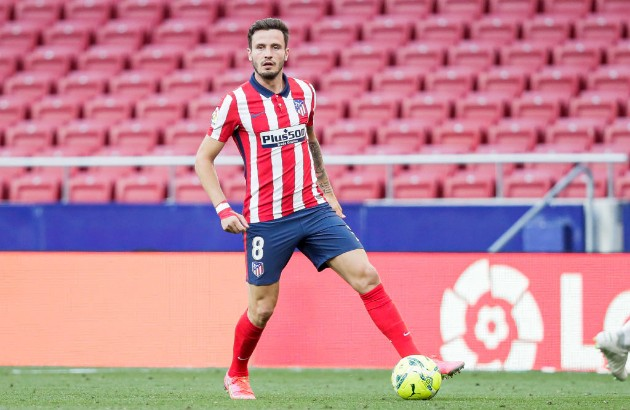 Manchester United will open talks with Atlético Madrid about signing Saúl Ñíguez if Paul Pogba decides to leave. - Bóng Đá