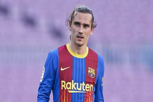 Barcelona are reportedly planning to enter a swap operation with Manchester United that would see Antoine Griezmann and Victor Lindelof trade  - Bóng Đá