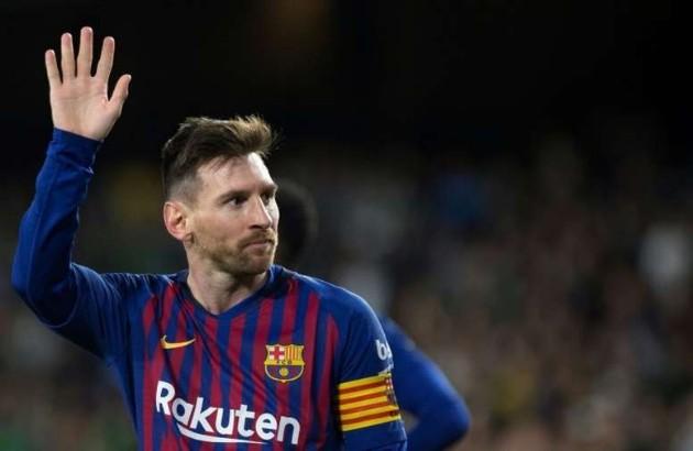 Ian McGarry on Messi + Man Utd  - Bóng Đá