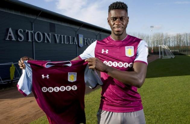 Tuanzebe joined Aston Villa  - Bóng Đá