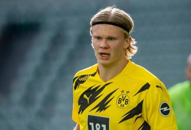 Erling Haaland makes Borussia Dortmund statement after failed Chelsea transfer - Bóng Đá