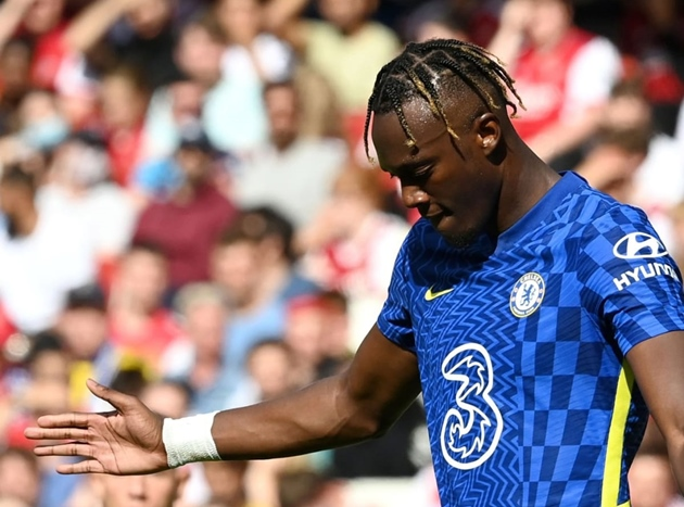 AS Roma and #Chelsea have reached an agreement for Tammy Abraham - Bóng Đá