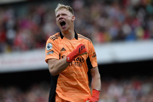 Arsenal keeper Ramsdale warns Leno: I'm in starting XI to stay - Bóng Đá