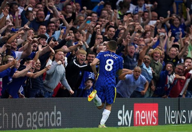 Mateo Kovacic for Chelsea vs. Aston Villa - Bóng Đá