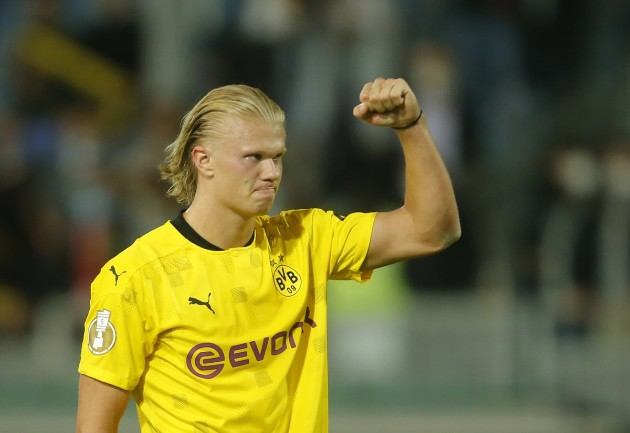 Liverpool 'have talked with Mino Raiola about Erling Haaland' as Reds to rival Man Utd - Bóng Đá