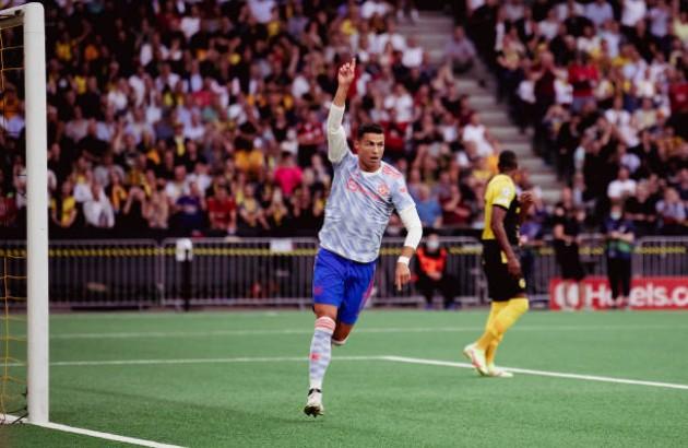 TRỰC TIẾP Young Boys 0-1 Man Utd: Ronaldo khai hỏa! (H1) - Bóng Đá