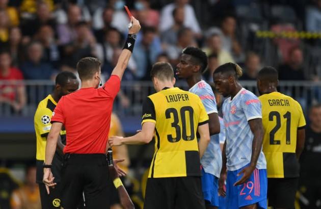 TRỰC TIẾP Young Boys 0-1 Man Utd: Thẻ đỏ cho Wan-Bissaka (H1) - Bóng Đá