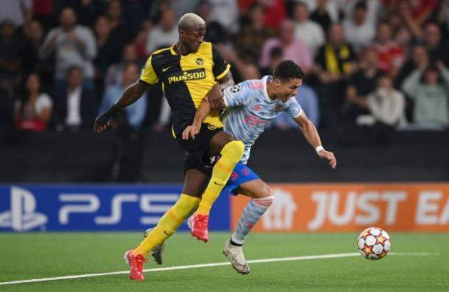 TRỰC TIẾP Young Boys 0-1 Man Utd: Varane vào sân (H2) - Bóng Đá