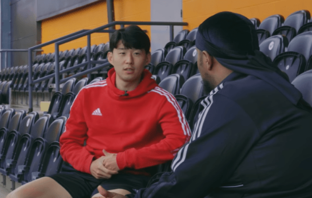 Tottenham star Son Heung-min reveals he supported Manchester United as a kid - Bóng Đá