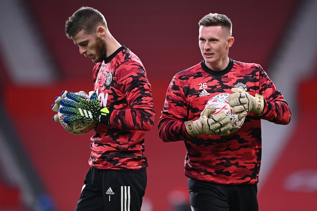 90min understands that manager Ole Gunnar Solskjaer has told Henderson to fight for his place until the next transfer window opens in January - Bóng Đá