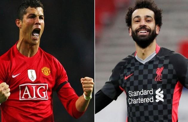 Liverpool star Mohamed Salah will score more goals than Cristiano Ronaldo this season, predicts Ray Parlour - Bóng Đá