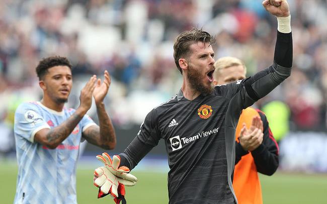 David de Gea names two Man Utd stars who can win them Premier League or Champions League - Bóng Đá