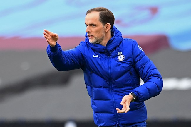 Manchester United would win the title this season if they had Thomas Tuchel in charge, says Paul Merson - Bóng Đá
