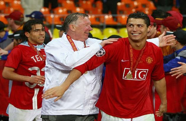 Sir Alex on Ronaldo  - Bóng Đá
