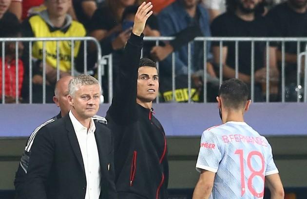 REVEALED: Ronaldo planning for coaching future with Man Utd - Bóng Đá