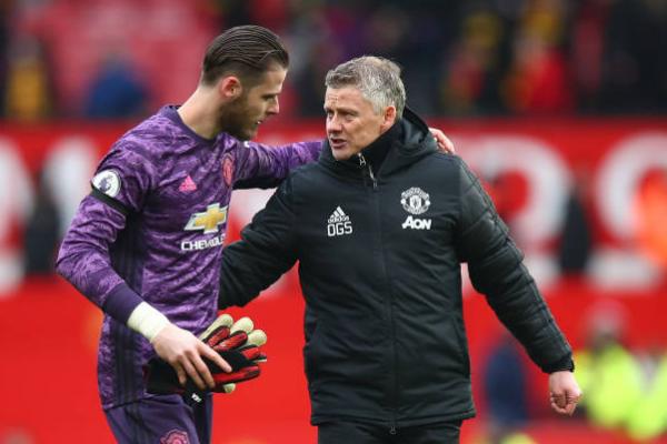 11Bet news: Schmeichel chỉ ra vấn đề về thủ môn ở Man United