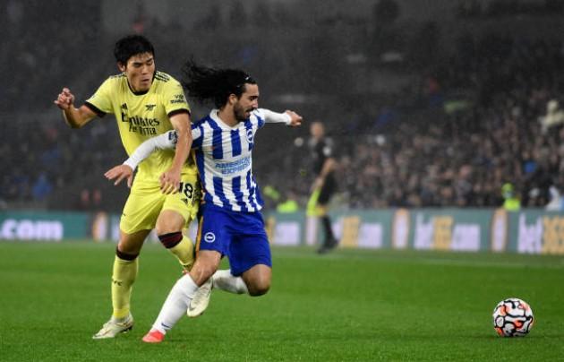 Mikel Arteta lays down challenge to Takehiro Tomiyasu after winning Arsenal's Player of the Month award - Bóng Đá