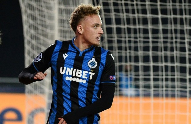 Voetbal24 says Arsenal are very interested in signing Club Brugge forward Noa Lang - Bóng Đá
