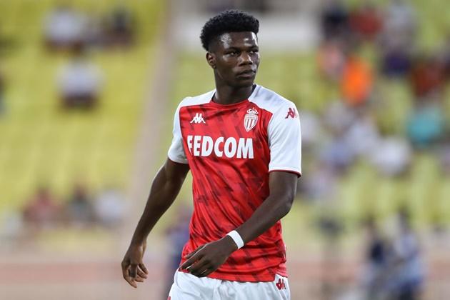 Monaco have put a price tag of 60m euro on 21-year-old Tchouameni - Bóng Đá