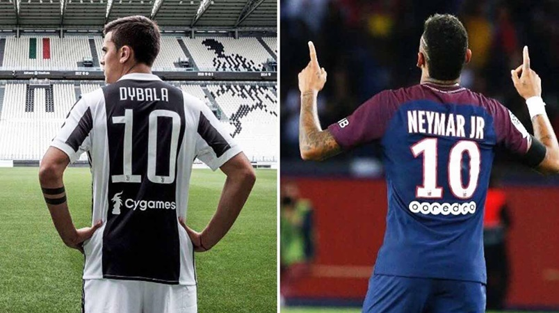 PSG 'identify Neymar replacement' as move to Barcelona moves step closer - Bóng Đá
