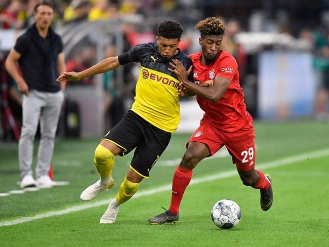 Bundesliga đang có 2 chân chạy cánh hàng đầu châu Âu - Bóng Đá