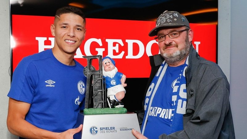 Amine Harit voted Player of the Month - Bóng Đá