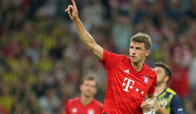 Kimmich can relate to Muller being 'dissatisfied' at Bayern - Bóng Đá
