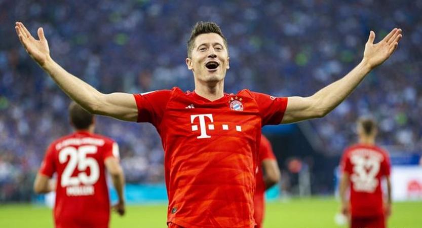 Bundesliga chốt 6 ứng cử viên hay nhất tháng 9: Bayern áp đảo - Bóng Đá
