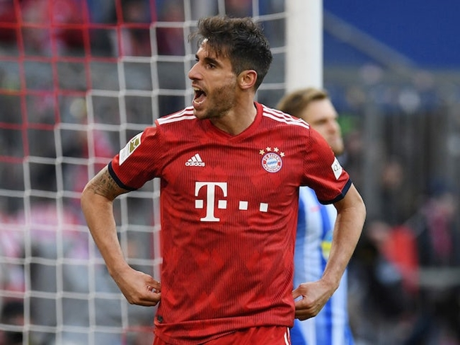 Javi Martinez 'considering Bayern Munich exit' - Bóng Đá