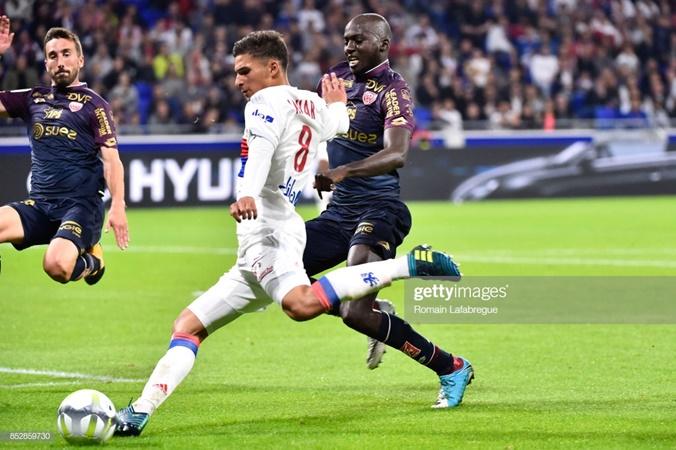 Đội hình tiêu biểu vòng 10 Ligue 1 - Bóng Đá