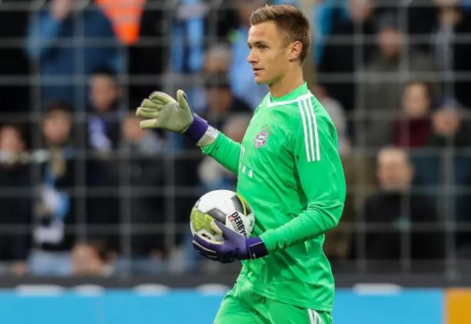 Bayern keeper Christian Früchtl won't rule out summer move - Bóng Đá