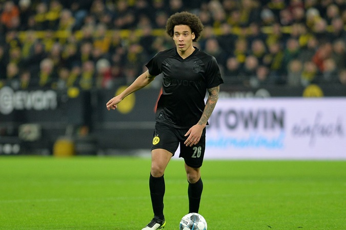 Axel Witsel sidelined for the rest of 2019 - Bóng Đá