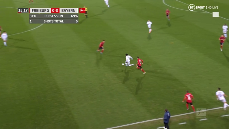 Điên rồ! Sao Bayern biến