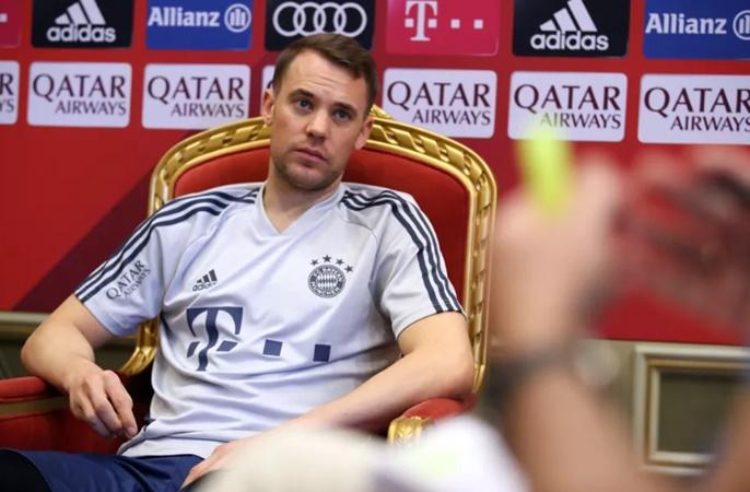 Neuer mỉa mai Nubel việc đến Bayern ngồi dự bị - Bóng Đá