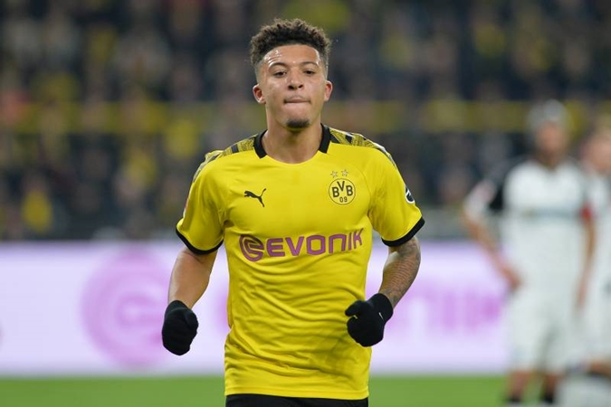 Borussia Dortmund 'will not sell in-demand Jadon Sancho this month' - Bóng Đá