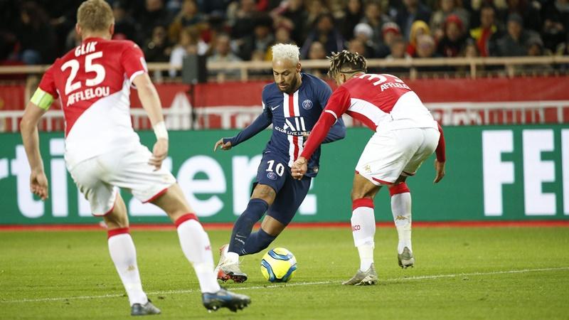 Neymar Jr equals Bianchi and Mbappé's record - Bóng Đá