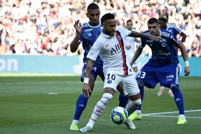 CHÍNH THỨC: Vì virus Corona, trận đấu giữa Strasbourg và PSG bị hoãn - Bóng Đá