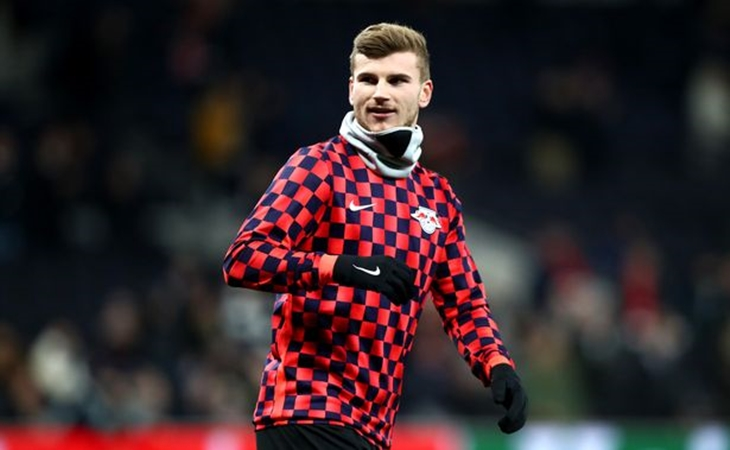 Timo Werner sends fresh transfer message to Liverpool with
