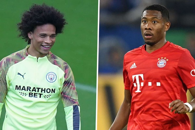 Rummenigge denies rumors that Bayern Munich will swap David Alaba for Leroy Sane - Bóng Đá
