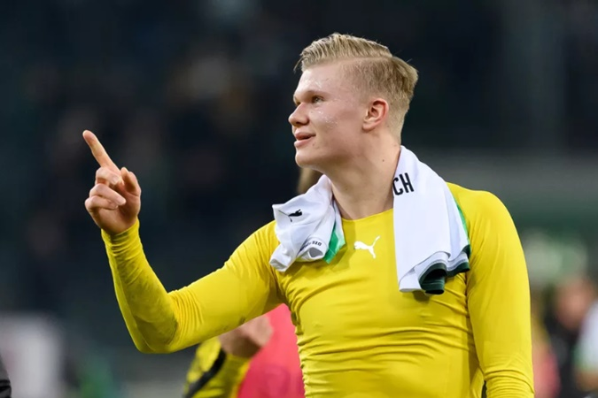 Real Madrid Interested In Activating Erling Haaland's Release Clause This Summer - Bóng Đá